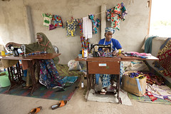 UN Women Humanitarian Work with Refugees in Cameroon (UN Women Gallery) Tags: entrepeneur market sewing refugee business vendor humanitarian cameroon cameroun empowerment wps 1325 centralafricanrepublic genderequality economicempowerment unwomen onufemmes planet5050