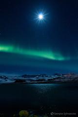 5.Aurora Borealis Eskifjordur_5 ( / ELIX) Tags: volunteering 2016    elixconservationvolunteersgreece