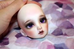 D.I.M Odelia head FS (Hetdansendemeisje) Tags: doll head bjd dim fs odelia msd