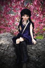 (saskia_chi) Tags: pink spring doll bonnie bjd msd soulkid souldoll