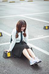 E12 (erik_bui_89) Tags: woman cute student nikon human beautifull emart