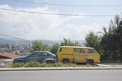 sarajevo (sergio tranquilli) Tags: landscape sarajevo bosnia emptiness balcans balcani