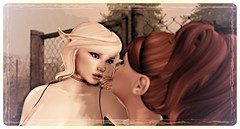 My friend  (Feeling_Constantine) Tags: life friends photo women friend picture sl friendly second loverdag