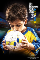 Passion of the Game, Passion of the Team (Metapixel) Tags: football saudi passion riyadh hdr mansour nassr alghamdi alnassr
