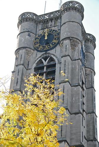 Le clocher-beffroi (Ath)
