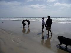 Mexico 013 (rhysfunk) Tags: ocean dog beach brad mexico nikki baja indi lamision