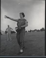 Women Marines Softball
