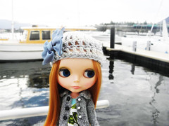 Zara on the marina