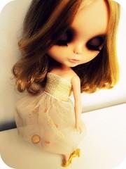 Eibeen Deluxe (Blythemaniaco) Tags: fashion disco design doll dress moda db boogie blythe custom diseño picnik vestido jewel muñeca joya ebl erregiro