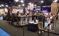 WWE Fan Axxess - Miami '12