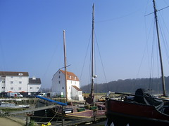 003 (pattiebulay) Tags: mills masts woodbridge