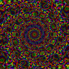 Payetesyeuxzenzile (Juvabien39) Tags: world new abstract color art love geometric digital computer circle french fun happy design fly mix rainbow media melting energy experimental mood peace graphic bright humanity time zoom you decay feel creative dream hippy free wave evolution center move lsd full pot creation vision technic fabric illusion zen revolution round