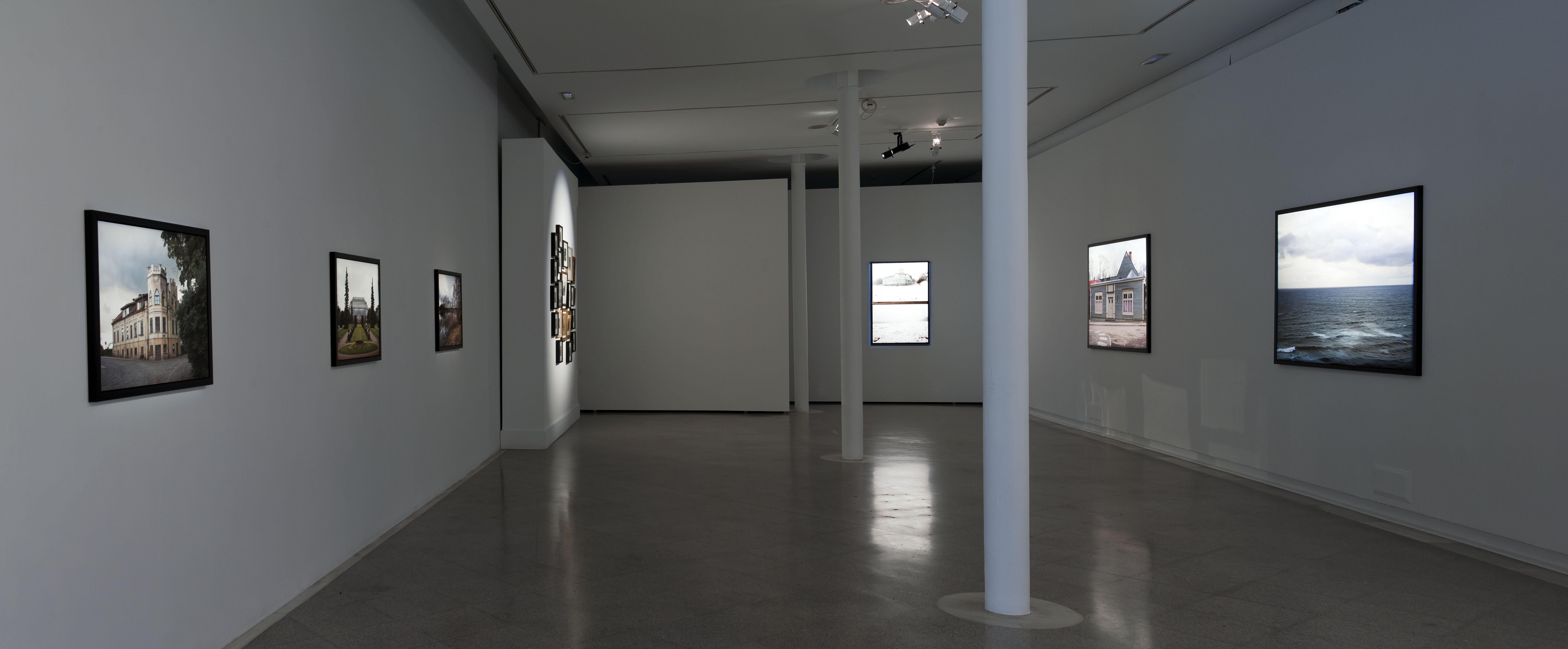 Panorama Instalación Nah u Fern_2012_1