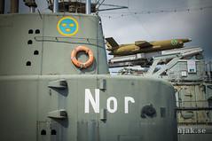 HMS Nordkaparen (Nor) (hjakse) Tags: göteborg snorkel submarine sverige draken flottan uboot ubåt marinen nordkaparen försvarsmakten lillabommen marinan periskop örlogsfartyg kallakriget totalförsvaret ubåtsvapnet