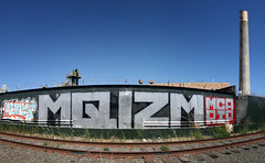 Mqizm (funkandjazz) Tags: sanfrancisco california graffiti rip mq mca mqizm