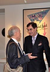 David Watkin & guest
