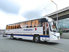 Philtranco 1816 (bhettina limchu) Tags: city anniversary south philippines terminal 98 daewoo years region bicol sr pasay 1816 daet cityliner philtranco bv115