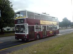 227 (Callum Colville's Lothian Buses) Tags: volvo edinburgh lrt lothian rh olympian lothianbuses edinburghbus lothianreginaltransport m227vsx