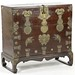 36. Antique Asian Chest