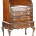 109. Queen Anne style Writing Desk