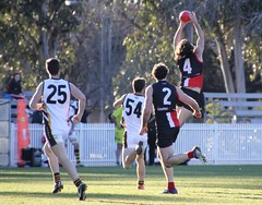 NEAFL Rd 18 2012 73 M Crook