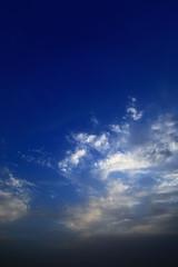 cloudy (NawafArt) Tags: blue sky white clouds lens eos is long exposure mark grades iso ii 5d mm sec 1320 ef greys focal f4l 24105mm cameracanon aperturef40 speed100 length24 exposure0003 kuwaitcamreacanon5dmarkiiusedtripodavmood22fpssharpens7contrast7saturation7colortone7nikoncircularpolorisersoftwareusedlightroom3photoshopcs5onlycropandpanoramakuwkuwaitq8artartsartistnawafsky typecanon