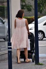 Walking with stroller (osto) Tags: denmark europa europe sony zealand dslr scandinavia danmark a300 sjlland  osto alpha300 osto august2012