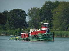 Krista S (Hear and Their) Tags: river detroit tugboat krista tug amherstburg