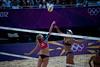 Russia vs China - Women's Beach Volleyball, London 2012 (pastamaster39) Tags: london olympics london2012