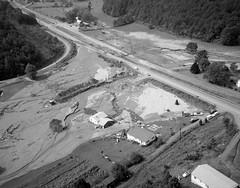 Mudslides in Nelson (The Library of Virginia) Tags: usa flooding flood richmond va damage naturaldisaster hurricanecamille virginiarichmondvausa