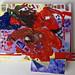 Kay Jelinek - Blob Painting - small works-2012