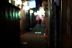 2134/1811 (june1777) Tags: street light 3 night 50mm bokeh sony cosina voigtlander snap 1600 seoul f11 nokton nex jongro nex3