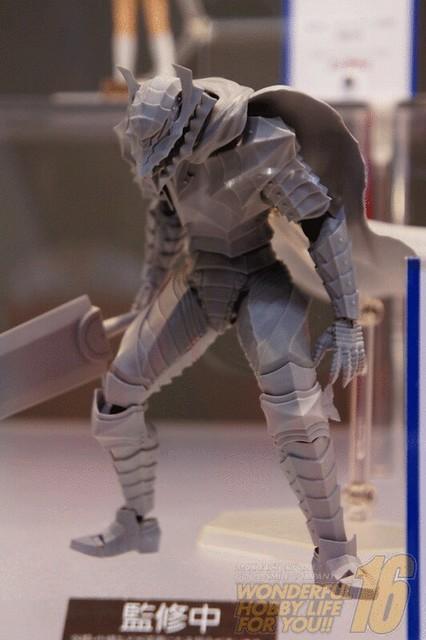 figma - 烙印勇士:凱茲 狂戰士盔甲版