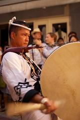12082514 (midorisyu) Tags: summer festival japan tokyo nikon f14 sigma matsuri awaodori bonodori koenji 30mm   d40x