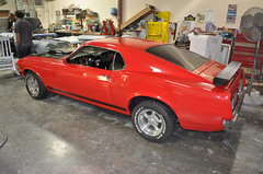 "1970 Mustang Fastback • <a style=""font-size:0.8em;"" href=""http://www.flickr.com/photos/85572005@N00/8151156164/"" target=""_blank"">View on Flickr</a>"