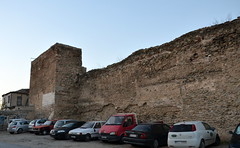 Thessaloniki: city walls (diffendale) Tags: trip greek greece grecia citywalls thessaloniki mura fortification griechenland grce muraille salonica greco stadtmauer yunanistan thessalonica  i  thessalonike ascsa  20122013 ascsa20122013tripi pleiades:depicts=491741