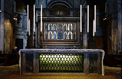 High altar, Saint Mark's Basilica, Venice
