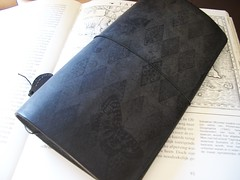 Traveler's Notebook (LadyFalconTN) Tags: notebook travelers