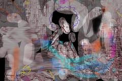 the pain of  the civilians in Aleppo show by: artist Malda Ajlani (malda ajlani) Tags: art digital work pain war artist syria aleppo  civilians    malda        alajlani  ajlani