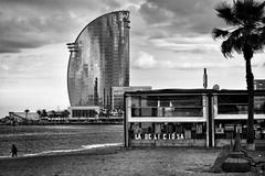 la de li ciosa beach (paddy_bb) Tags: barcelona spain europa mediterranean cityscape catalonia spanien 2016 nikond5300 paddybb
