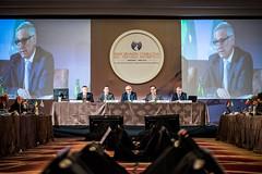 """Canciller Muñoz tras inauguración de Reunión Consultiva del Tratado Antártico """"Para Chile la Antártica es Futuro"""" (18)"""