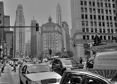chicago (eliobuscemi) Tags: city usa chicago america atmosfera architettura citta grattacieli metropoli