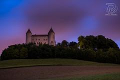 169B0787 (DDPhotographie) Tags: suisse nuit château ch vd champvent