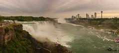 Niagara Falls (AkshayDeshpande) Tags: ny newyork canon eos rebel waterfall buffalo niagara falls t3i
