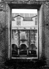 107.2016 (Francisco (PortoPortugal)) Tags: 1072016 20150517fpbo1344 pb bw santamaria bouro mosteiro hotel braga portugal portografiaassociaofotogrficadoporto franciscooliveira