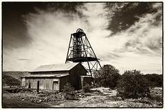 Goldmine (Werner Koenig) Tags: bw sepia australia australien westernaustralia westaustralien