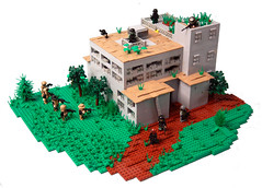 Operation Black Box ( Spencer) Tags: cool factory lego moc brickarms