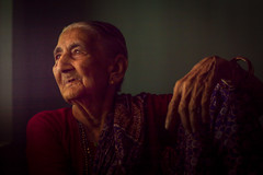 Wrinkle Soul (Nishad Nikon) Tags: old light india color love happy maharashtra wrinkles konkan