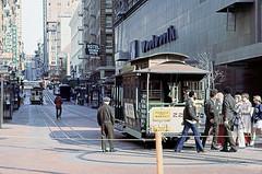 MUNI 22 (Chuck Zeiler) Tags: car 22 cable muni streetcar chz tranist