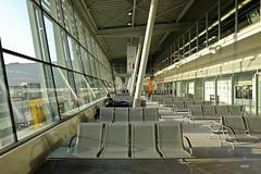 Airport terminal (A. Wee) Tags: airport poland warsaw chopin
